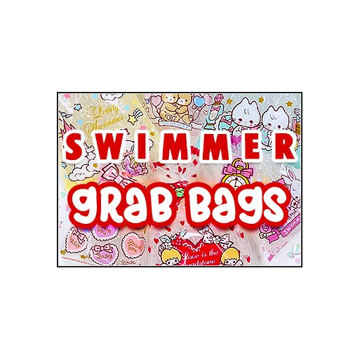Swimmer Grab Bags