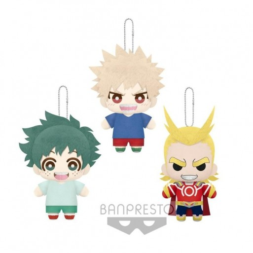 [PREORDER] Boku no Hero Academia Tomonui Plushies Young Version