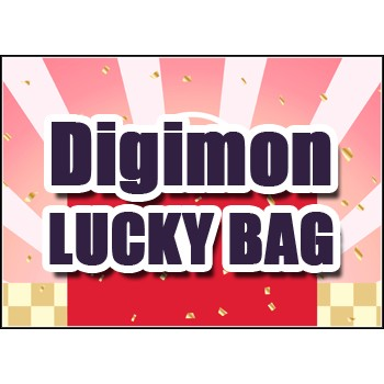 [PREORDER] Digimon Lucky Bag (Free Shipping)