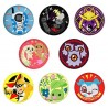 Digimon Shop Part 3 Embroidered Brooches (Blind Box)