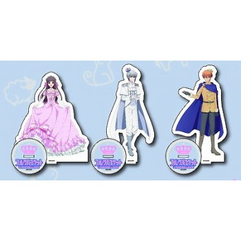 [PREORDER] Fruits Basket Princess Cafe Jumbo Stands