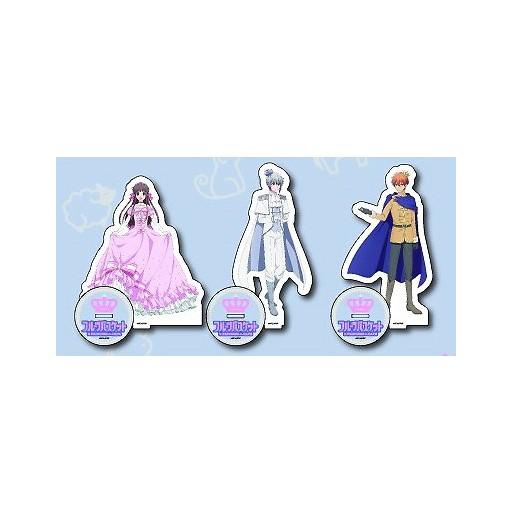 [PREORDER] Fruits Basket Princess Cafe Jumbo Stands