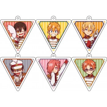 [PREORDER] Jibaku Shonen Hanakokun Marching Band Keychains (Blind Box)