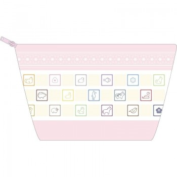 [PREORDER] Fruits Basket Princess Cafe Pouch