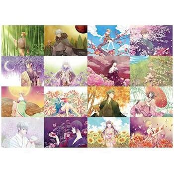 [PREORDER] Fruits Basket Princess Cafe Canvas Boards (Blind Box)
