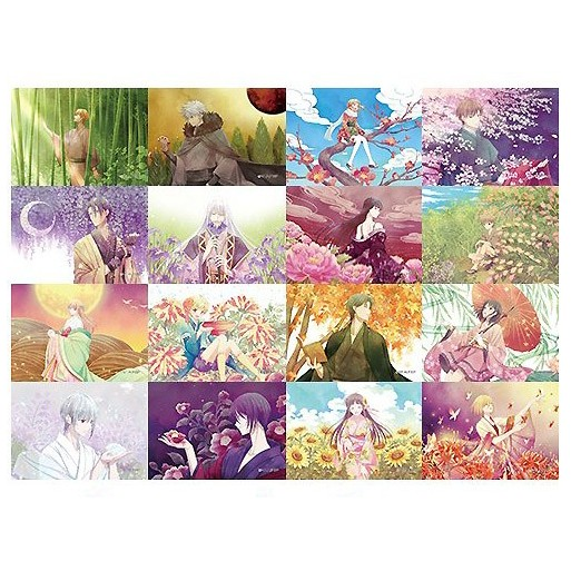 [PREORDER] Fruits Basket Princess Cafe Canvas Boards (Blind Box)