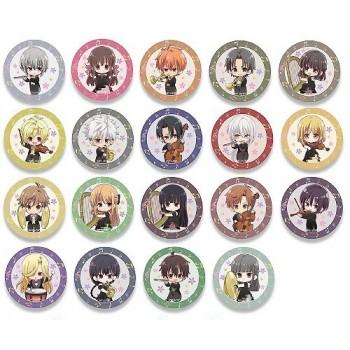 [PREORDER] Fruits Basket Princess Cafe Orchestra Badges (Blind Box)