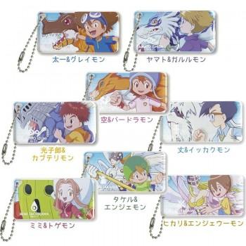 [PREORDER] Digimon Adventure: 3D Keychains