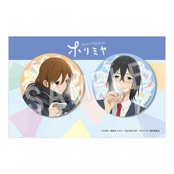 [PREORDER] Horimiya Marui Badge Set