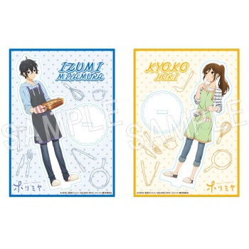 [PREORDER] Horimiya Cooking Stands