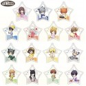 [PREORDER] Fruits Basket Charaum Cafe Keychains (Blind Box)