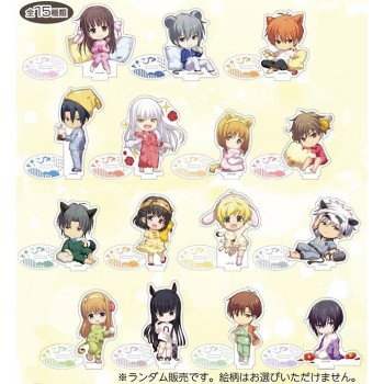 [PREORDER] Fruits Basket Charaum Cafe Stands (Blind Box)