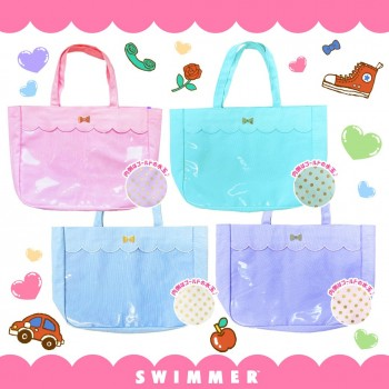 Swimmer Pastel Itabag Tote Bags (2021 Version)