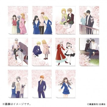 [PREORDER] Fruits Basket TMS Clear Files