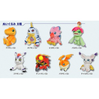 [PREORDER] Digimon Plushes