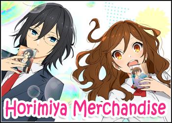 Horimiya Merchandise